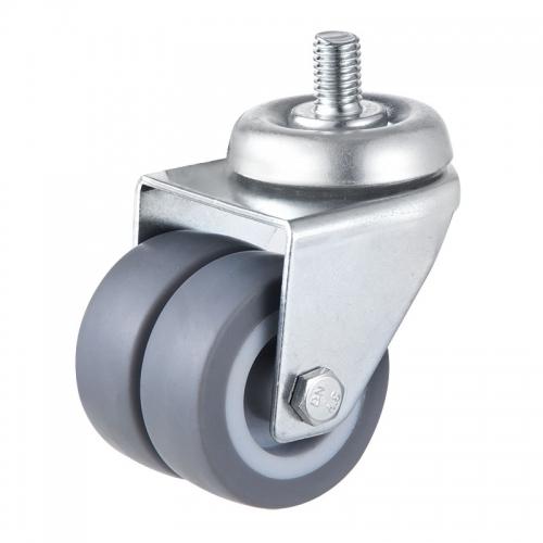 工业脚轮定制在制作中有怎么样的标准组件