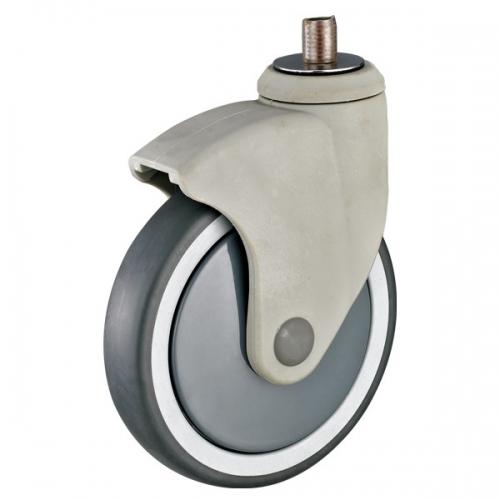 医疗脚轮生产厂家超级人造胶材料就有静音效果