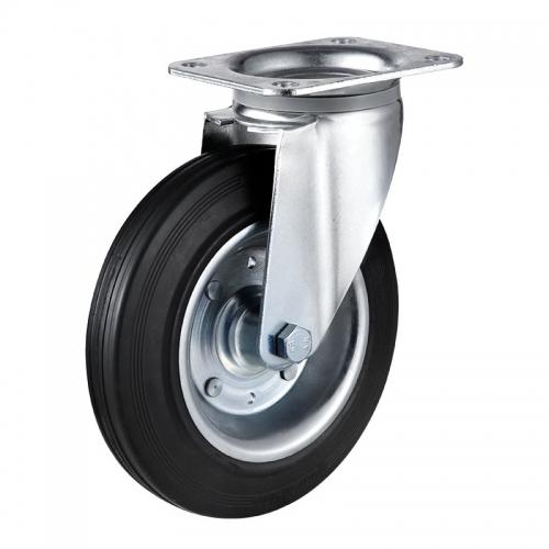 工业脚轮定制运用的脚轮要能耐热耐寒